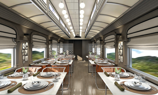 See Inside The First Luxury Sleeper Train In South America