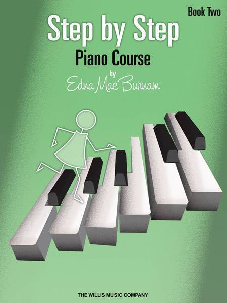 Willis Music Company Step By Step Piano Course Book 2