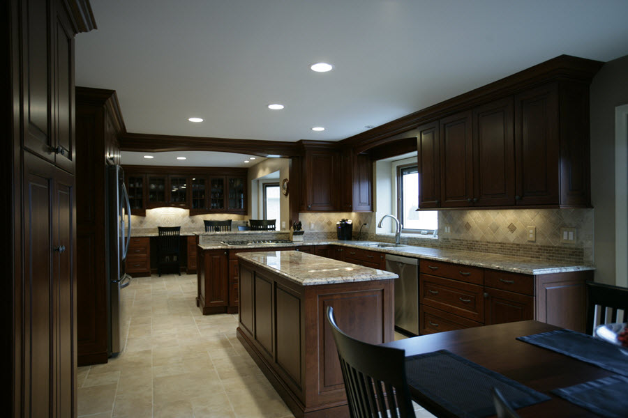 Kitchens Long Kitchen Amp Bath Design