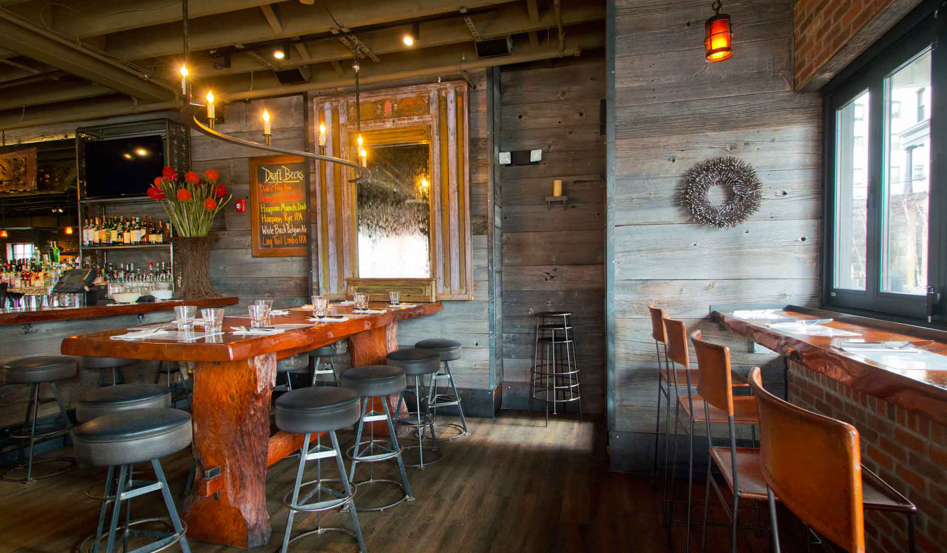 Barn Wood Dining Tables