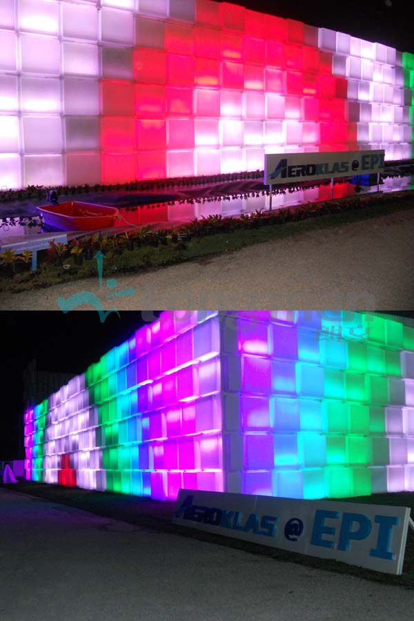 Vpower L350 Outdoor Rgbw Led Pixel Wall Washer Longman