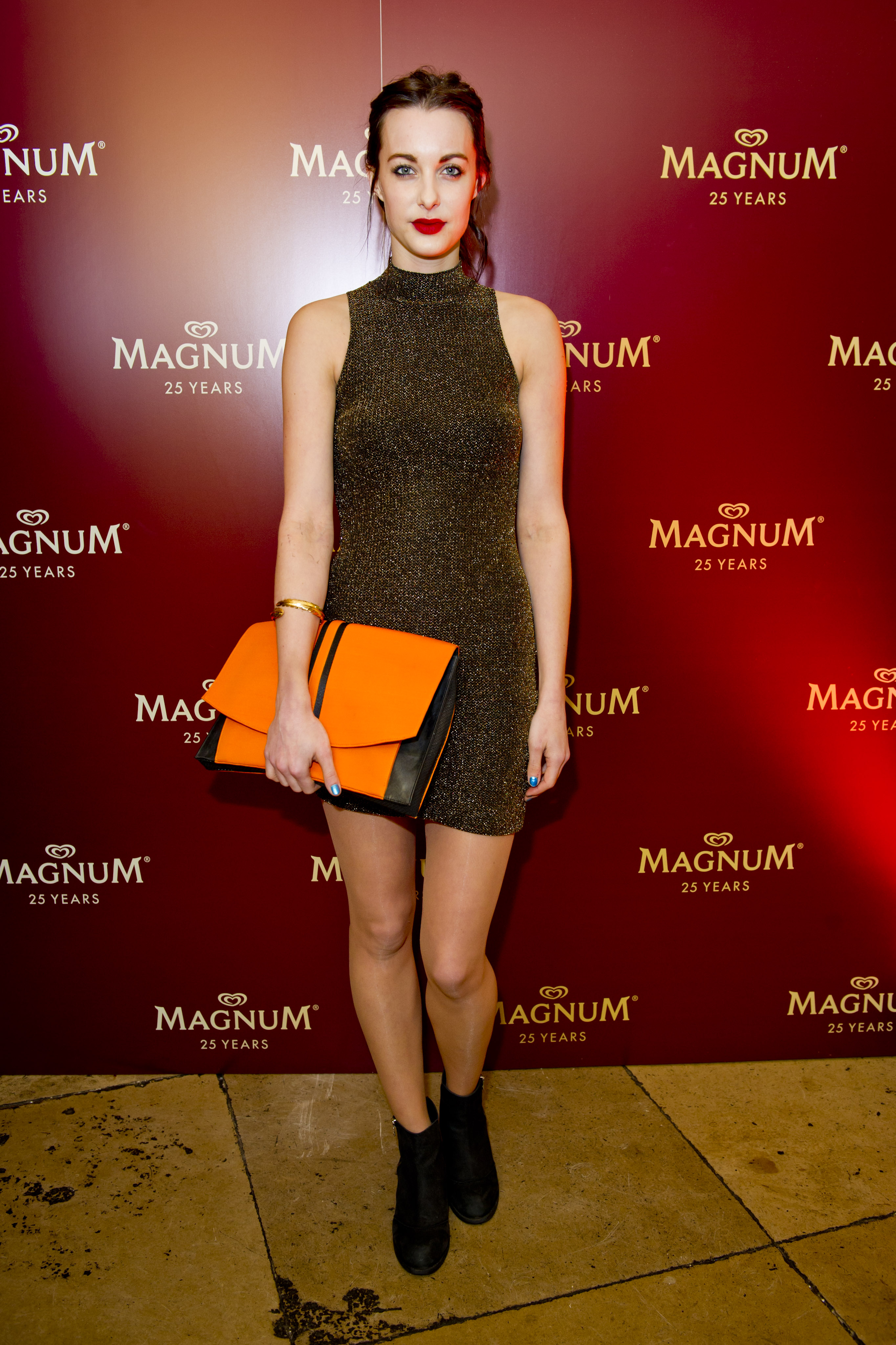 Magnum 25th Anniversary Party With Henry Holland Vip