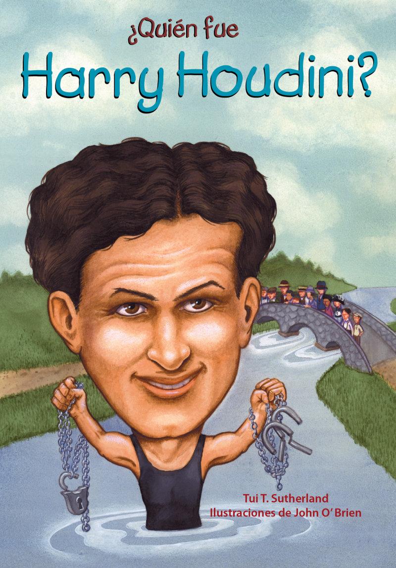 191 Qui 233 N Fue Harry Houdini