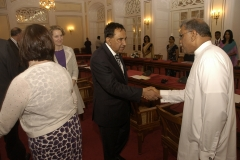 Commonwealth Parliamentary Association Delegation to Sri Lanka