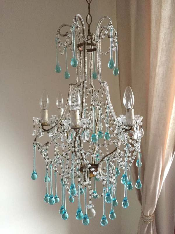crystal chandelier drops # 33