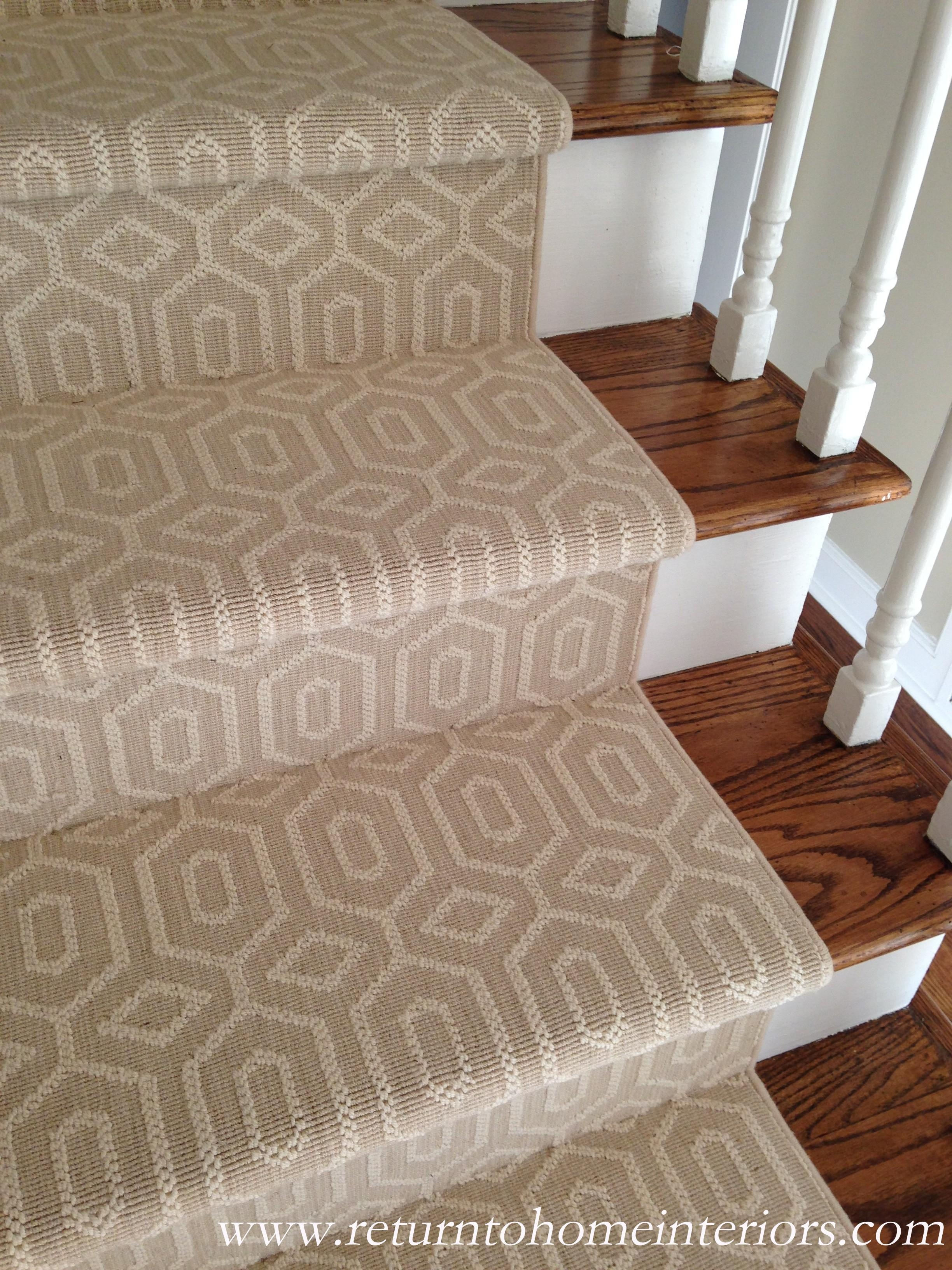 Choosing A Stair Runner Some Inspiration And Lessons Learned | Stairway To Darkness Rug | Area | Tardis | 3 Dimensional | Floor | Scary