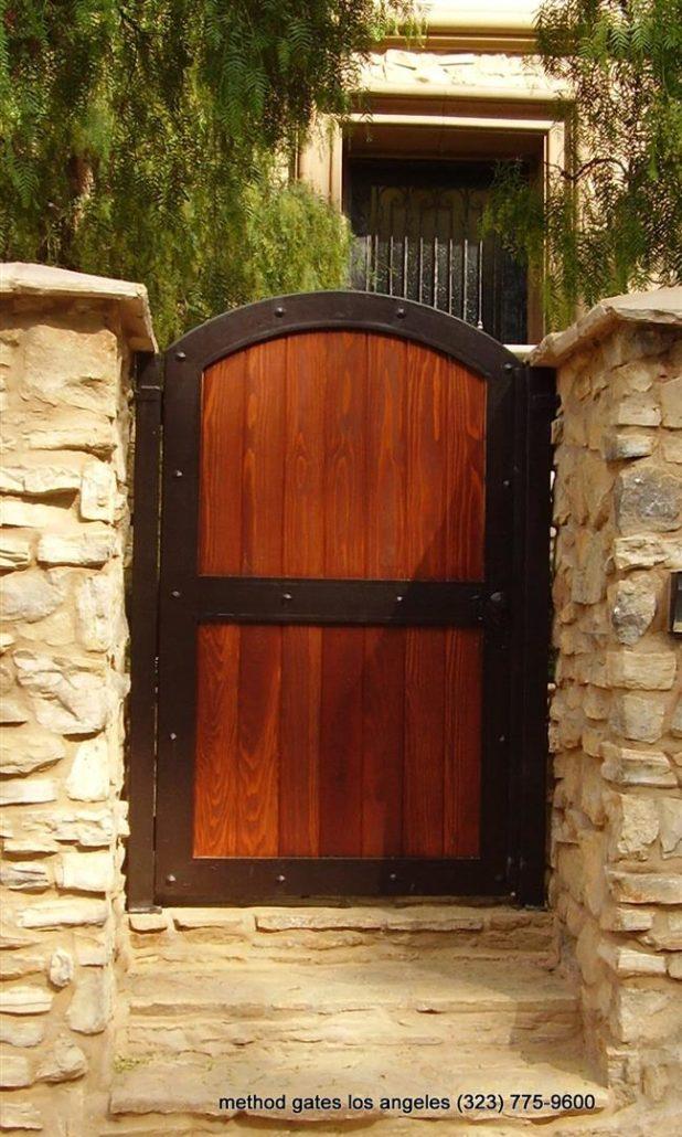 Wooden Gate Method Gates Amp Fence Driveway Gates