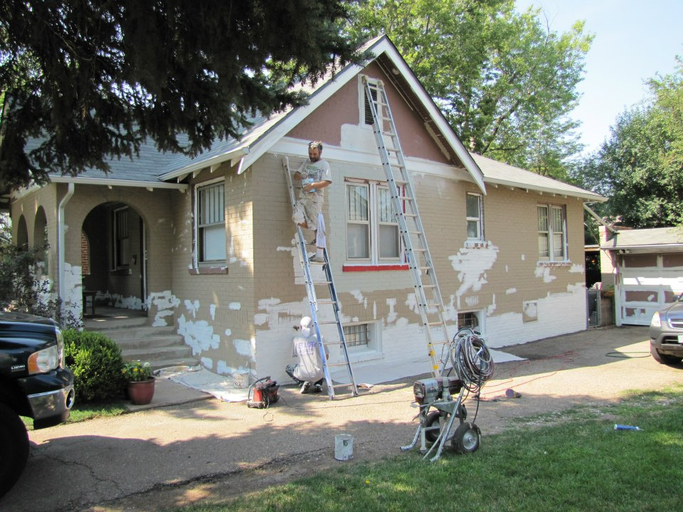 The Cost To Paint Outside Of A Los Angeles House Also  a two story house will cost approximately twice as much to paint  a  three story house will cost up to three times compared to a single story  house
