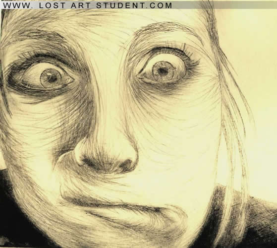 How To Make An Drypoint Etching