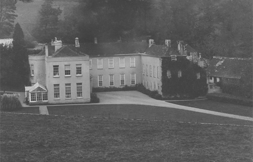 Radford House England S Lost Country Houses