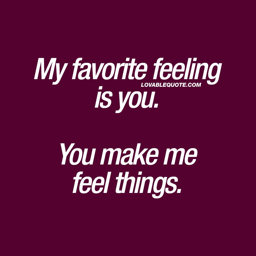 Yo Make You Feel My Love