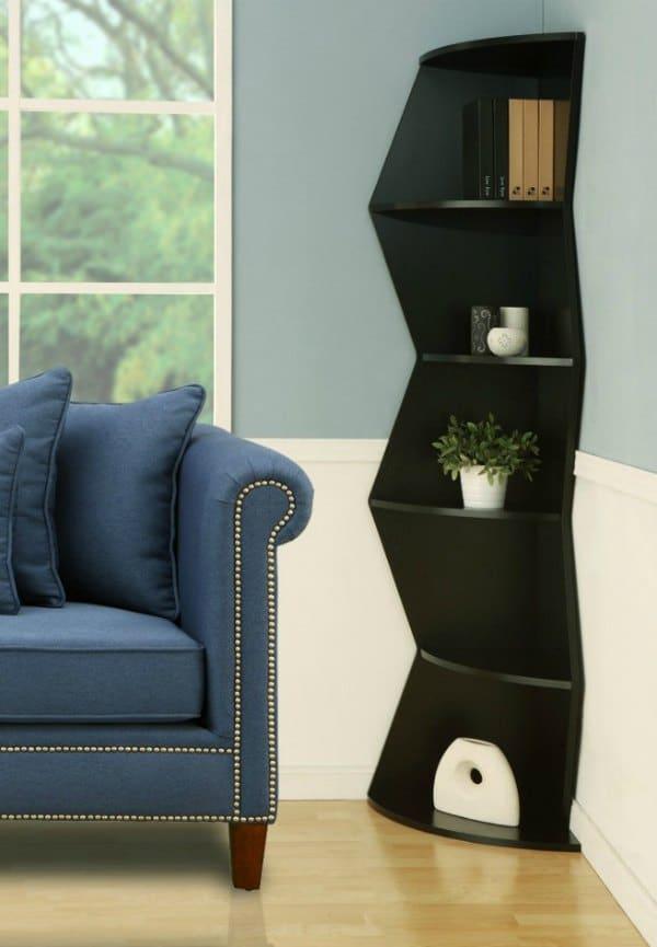 30 Best Corner Shelf Ideas 2020 Guide