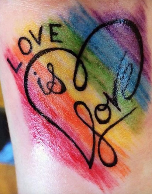 Peace Love Hope Tattoo Drawings And Sketches