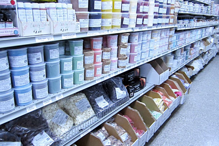 Baking Supply Shop