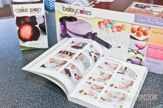 Babycakes Flip Cake Pop Maker
