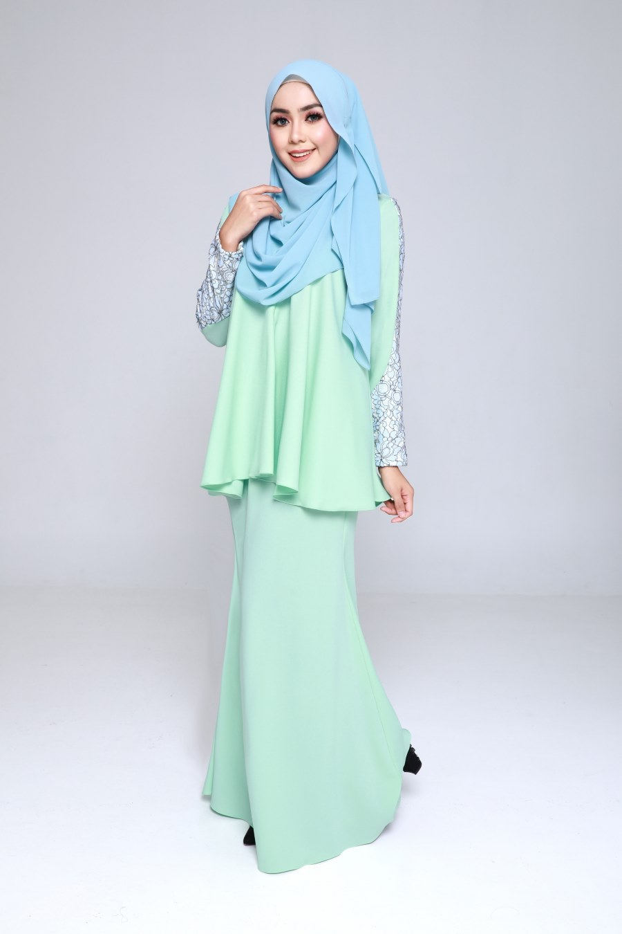Image Result For Model Gamis Wolfis