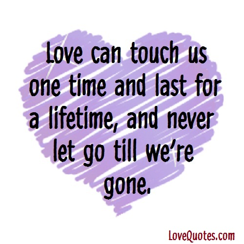 I Will Love You Always And Forever Quotes
