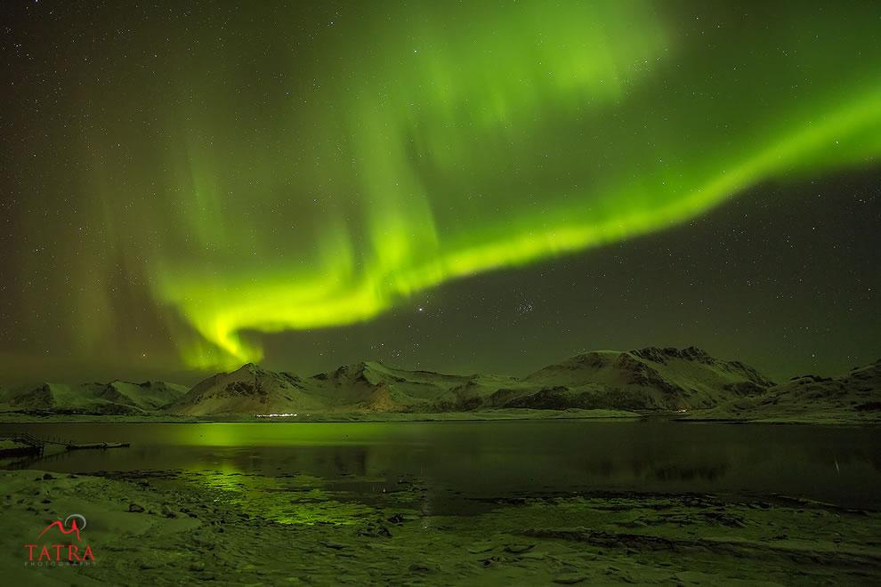 Northern Lights Lofoten