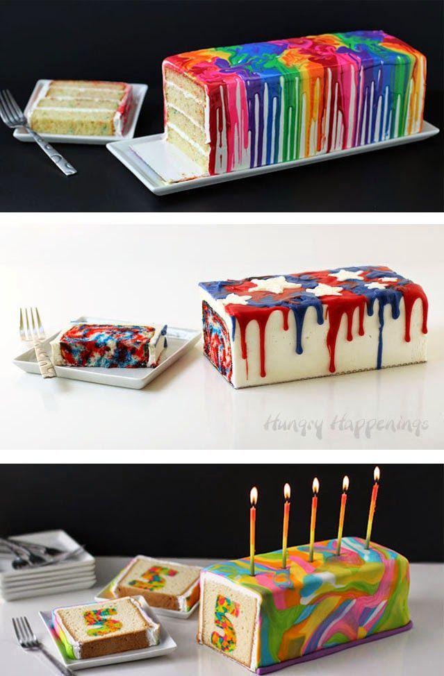 Types Cakes Recipes