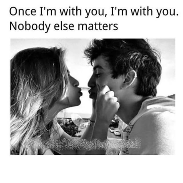 Once I M With You No One Else Matters Pictures Photos
