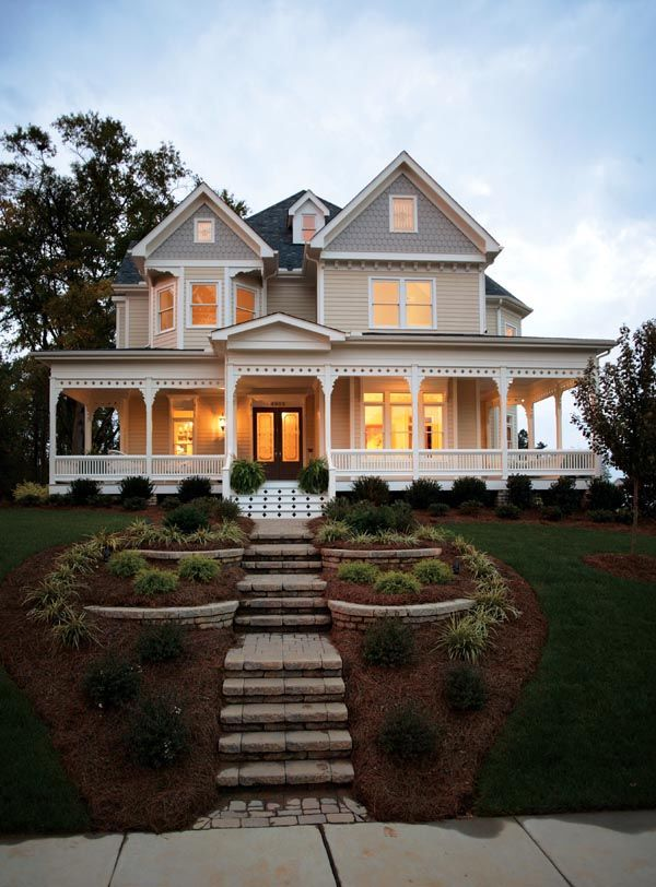 Country Farmhouse Victorian Style Pictures Photos And
