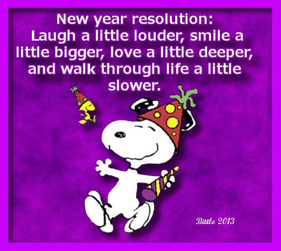 snoopy new year clip art