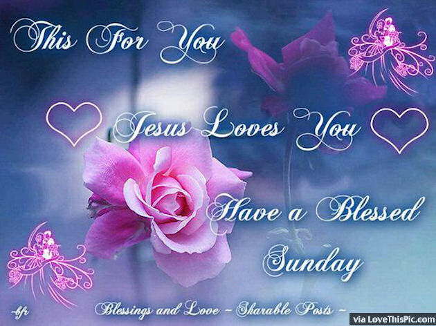 Sunday Blessings Good Morning And Prayers