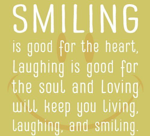 Laughing Good Health Quotes