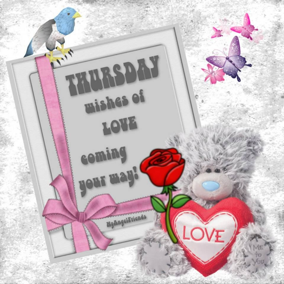Morning Thursday Good Quotes Love