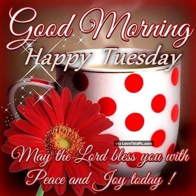 Blessed Tuesday Graphics