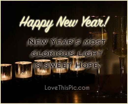 Happy New Year Hope Pictures  Photos  and Images for Facebook     Happy New Year Hope