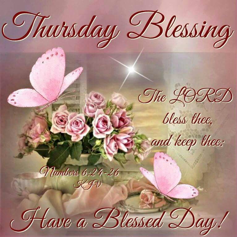 Morning Thursday Love Quotes Blessing