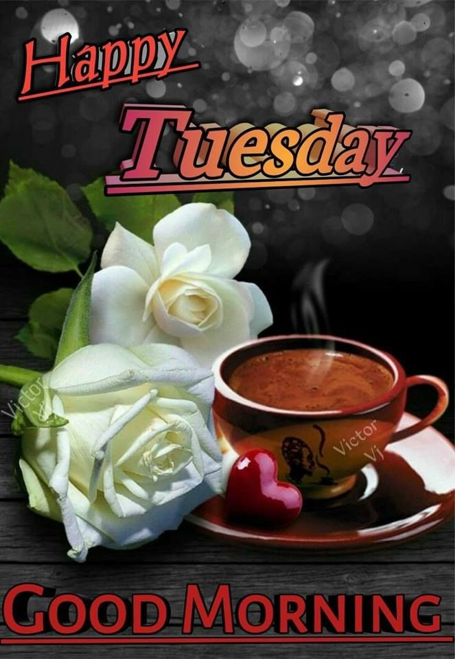 Tuesday Morning Blessings Happy Good