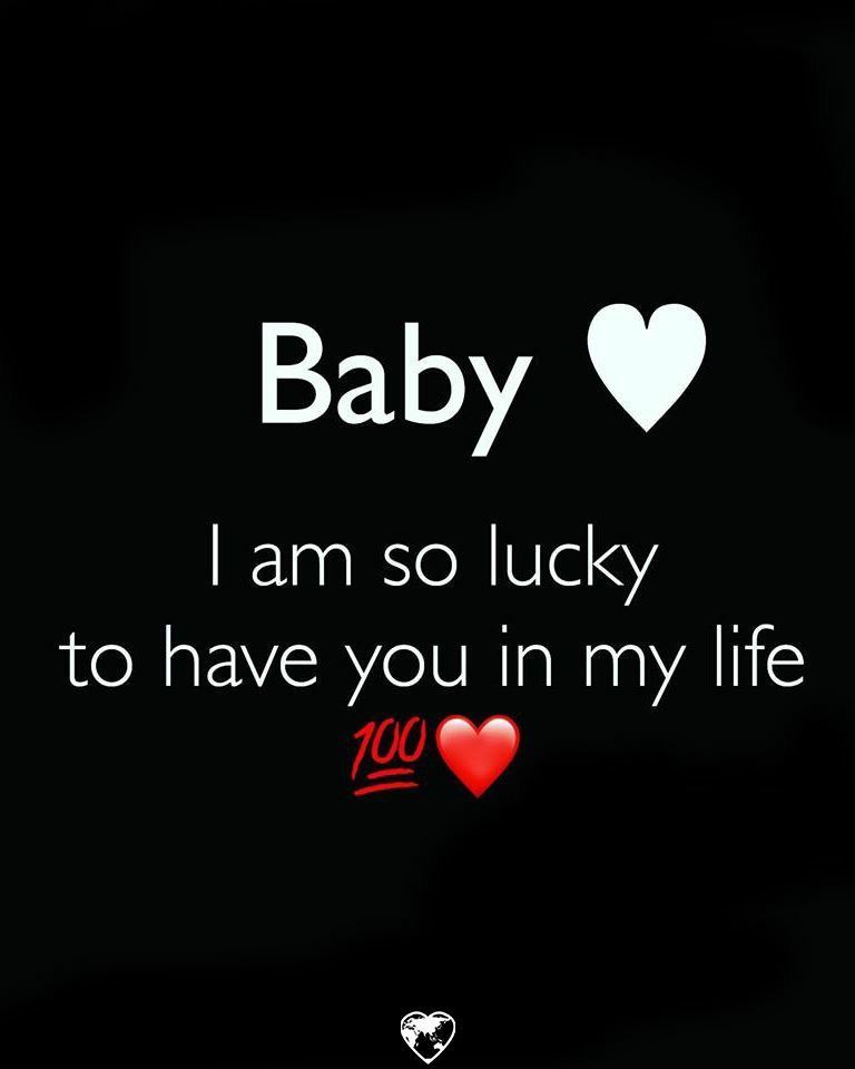 Im Lucky Have You My Life