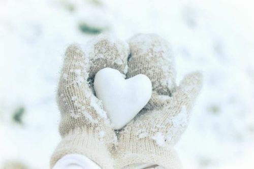 Snow Heart Pictures, Photos, and Images for Facebook ...
