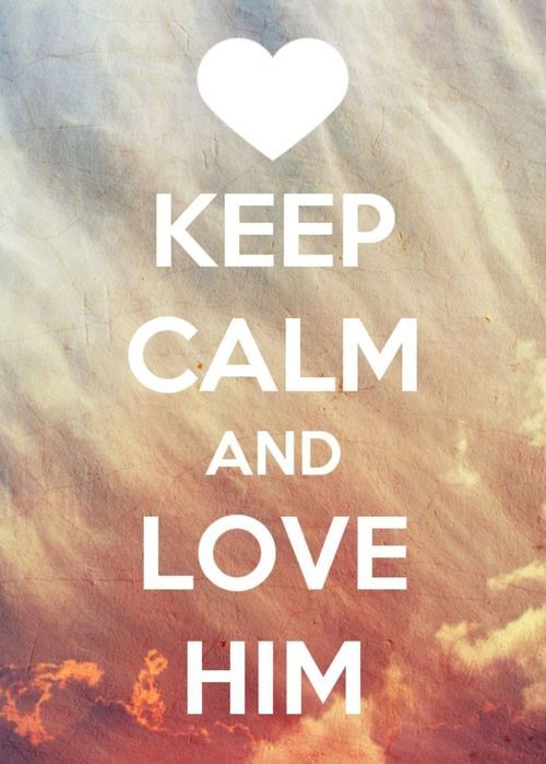 Love Cells Keep And Calm