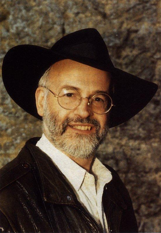 Terry Pratchett Pictures
