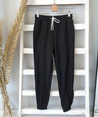 Jogpants CHILLAX – schwarz