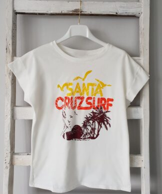 Shirt SANTA CRUZ SURF