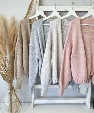 Cardigan MADE WITH LOVE