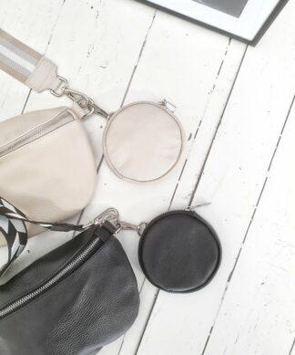 kleine Tasche ROUND – versch. Farben