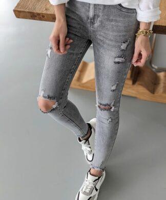 Skinnyjeans ZUZA – grey