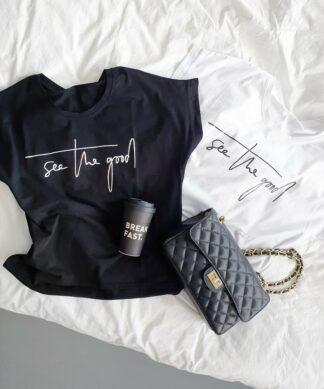 Shirt SEE THE GOOD – versch. Farben