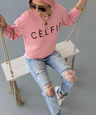 Sweater CELFIE – versch. Farben