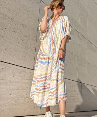 Langes Kleid IL COLORE