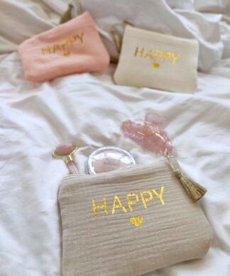 Beauty Case HAPPY