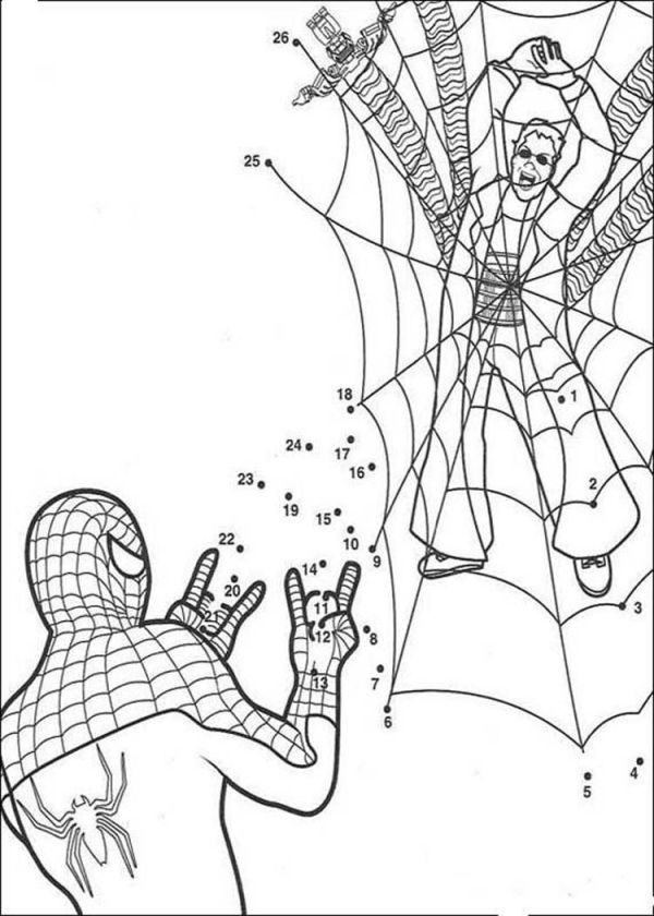 spiderman coloring pages online # 69