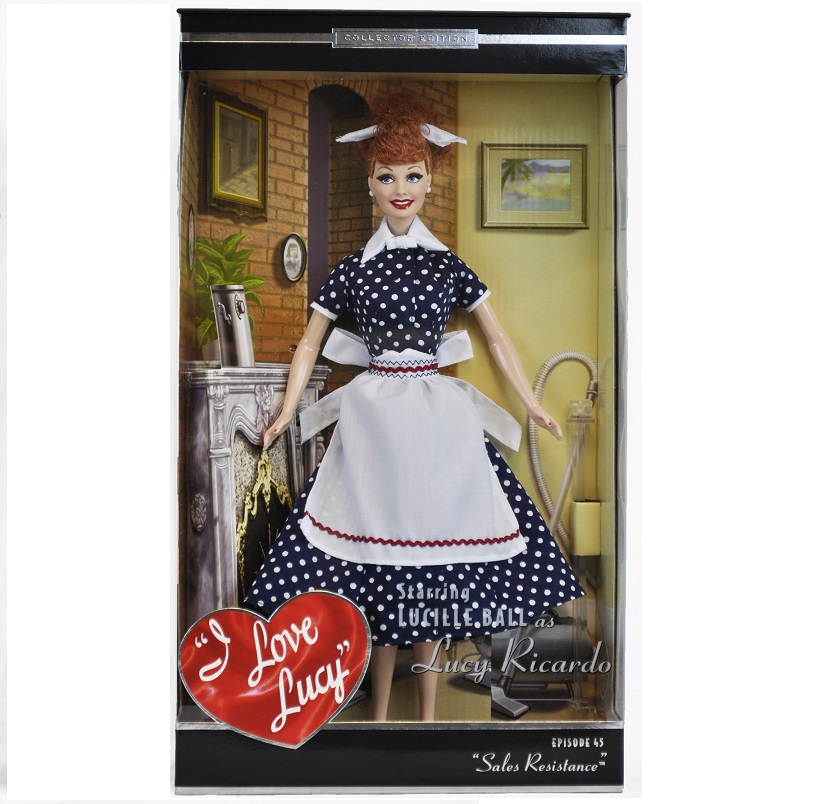 I Love Lucy Dolls Value