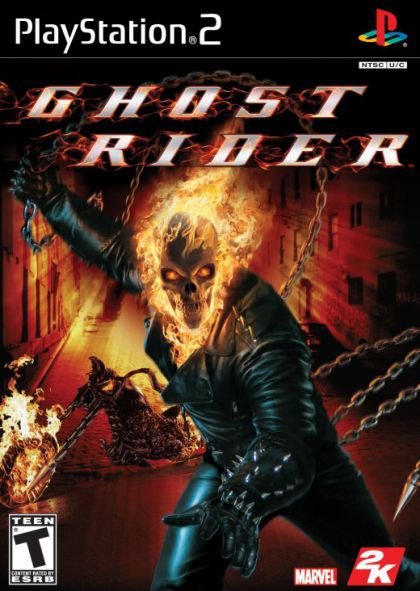 Ghost Rider Sony Playstation 2 Game Ghost Rider Thumbnail