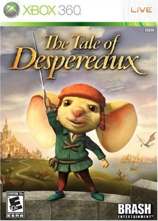 Part 1 Tale Despereaux